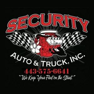 Security Auto & Truck Logo