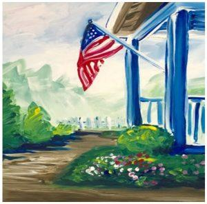Veterans Housing Organization Paint Night Fundraiser @ Fish Head Cantina | Halethorpe | Maryland | United States