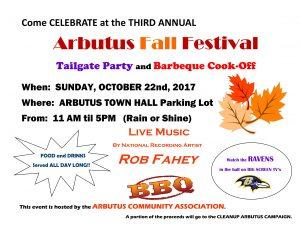 Fall Festival @ Arbutus Town Hall | Arbutus | Maryland | United States