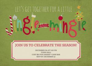 GABA Holiday Jingle & Mingle @ Arbutus Town Hall | Halethorpe | Maryland | United States