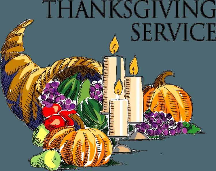 Grace Reformed Presbyterian Church Thanksgiving Eve Service