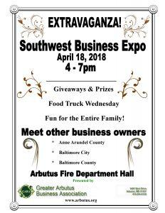 Southwest Business Expo @ Arbutus Fire Hall | Arbutus | Maryland | United States