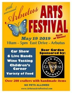 46th Annual Arbutus Arts Festival @ Arbutus | Maryland | United States