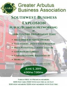 Spring Business Expo @ Arbutus Fire Hall | Arbutus | Maryland | United States